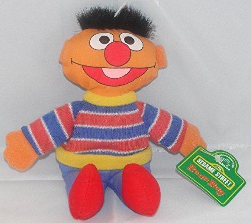 Bag Sesame Street Bean (Sesame Street Bean Bag - Ernie)