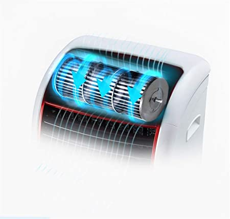 Amazon.com: Mano Home Cool and Warm Air-Conditioning Fan Mute Refrigeration Air Cooler Cooling Fan Atomization Mobile Mute 3 Files Suitable for Family ...