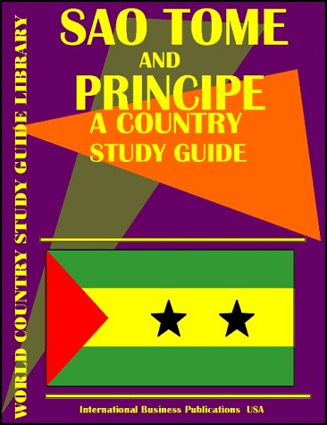 Sao Tome and Principe Country Study Guide (World Country