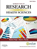 img - for Introduction to Research in the Health Sciences, 6e by Stephen Polgar BSc(Hons) MSc (2013-09-30) book / textbook / text book