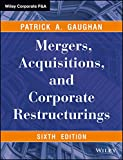 Mergers, Acquisitions, and Corporate Restructurings, 6ed