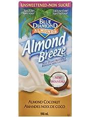 Almond Breeze Unsweetened Almond Coconut Non-Dairy Beverage, 946 ml