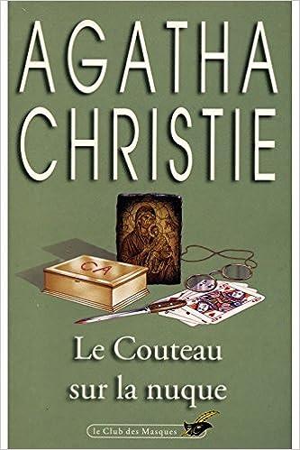 Lire un Le couteau sur la nuque / Christie, Agatha pdf