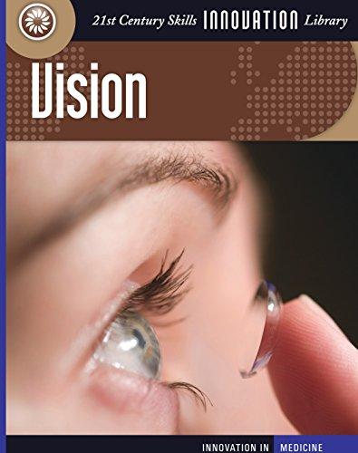 Vision (21st Century Skills Innovation Library: Innovation in Medicine) - Gray Contact Lenses