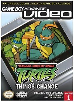 Teenage Mutant Ninja Turtles, Vol. 1 (Things ... - Amazon.com