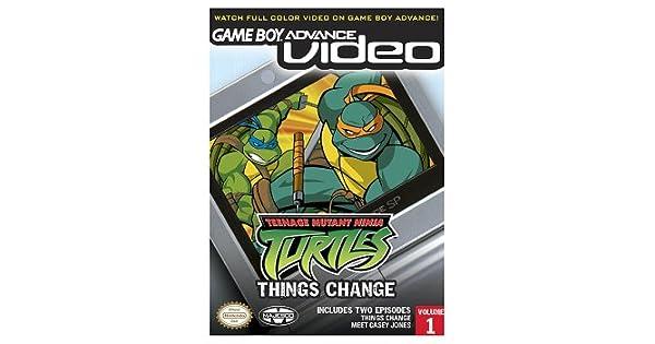 Amazon.com: Teenage Mutant Ninja Turtles, Vol. 1 (Things ...