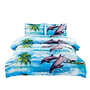 513436dEVXL._SS300_ Coastal Comforters & Beach Comforters