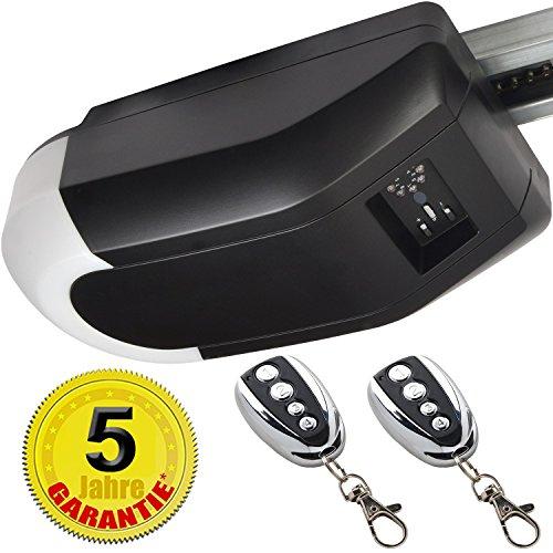Sol Royal® Garagentorantrieb SolTec GT-800-12 für Schwing- & Roll-Tore bis 12m² + 2 Fernbedienungen - 5 Jahre Garantie