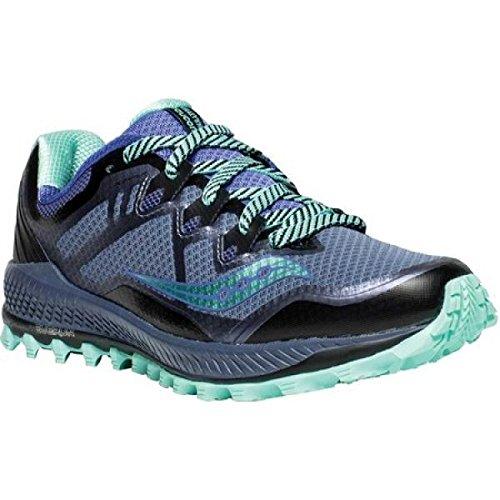 (サッカニー) Saucony レディース ランニング?ウォーキング シューズ?靴 Peregrine 8 Trail Running Sneaker [並行輸入品]