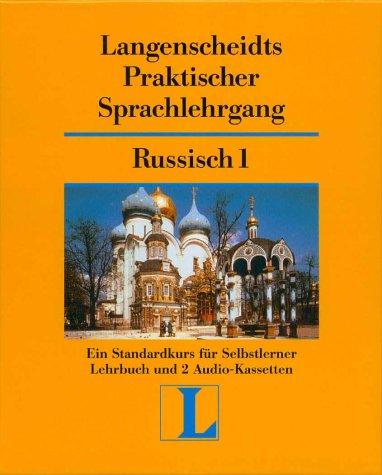 Langenscheidts Praktischer Sprachlehrgang, m. Cassetten, Russisch