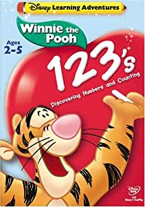 Disney's Learning Adventures - Winnie the Pooh - 123's
