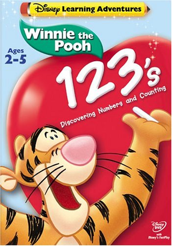 Disney's Learning Adventures - Winnie the Pooh - 123's (Heart 123)
