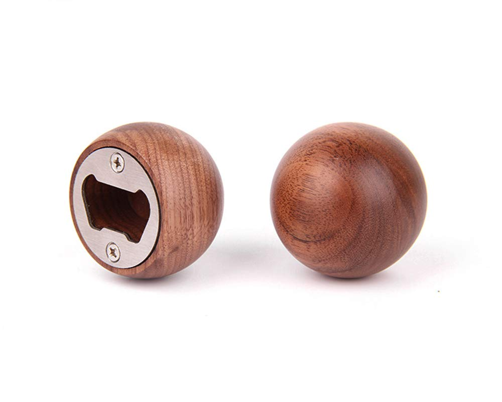 """Wooden Portable Bottle Cap Opener Coke Soda Openers 