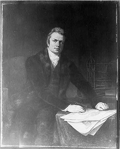 (HistoricalFindings Photo: Sir Marc Isambard Brunel,1769-1849,Engineer,Constructed The Thames Tunnel)