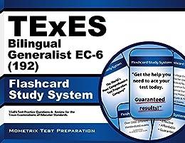 TExES Bilingual Generalist 4-8 (119) Secrets Study Guide ...