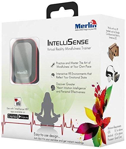 (Merlin Intellisense VR Mindfulness Trainer, 200 Gram)