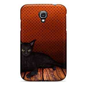 High Quality Shock Absorbing Case For Galaxy S4-halloween Trick Or Treat