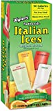 Italian Ices Freezer Bars, Assorted Fruit Flavors, 2 oz, 16/Box