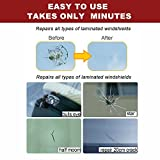 YOOHE Car Windshield Repair Kit - Windshield Chip