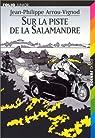 Enquête au collège, tome 4:Sur la piste de la salamandre par Arrou-Vignod