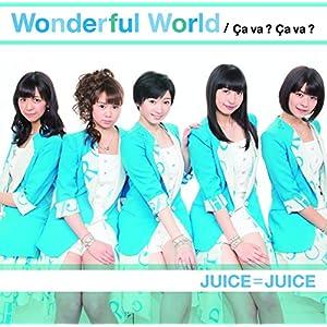 Wonderful World/Ça va ? Ça va ?(サヴァサヴァ)【初回生産限定盤C】