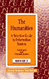 The Humanities, Ronald Blazek and Elizabeth S. Aversa, 1563081679