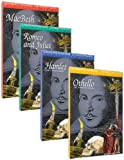 Understanding Shakespeare 'The Tragedy Series' ~ 4-Pack DVD