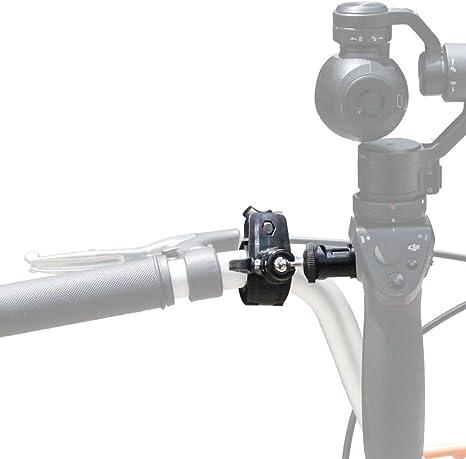 rcstyle soporte para bicicleta para DJI OSMO Handheld 4 K Cámara Cardán de 3 ejes partes: Amazon.es: Electrónica