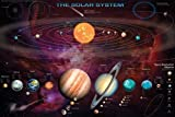 60x80 Blanket Comfort Warmth Soft Plush Throw for Couch Solar System Outer Space Galaxy Educational Astronomy