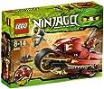 LEGO Ninjago Kai's Blade Cycle 9441
