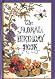 Floral Birthday Book, Applewood Books Staff, 1557093857