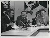 Vintage Photos 1970 Press Photo William Buckley Jr. Author Conservative Commentator on Laugh-in
