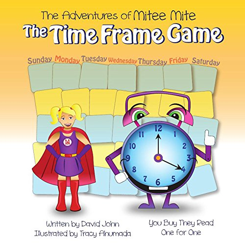 The Adventures of Mitee Mite: The Time Frame Game -