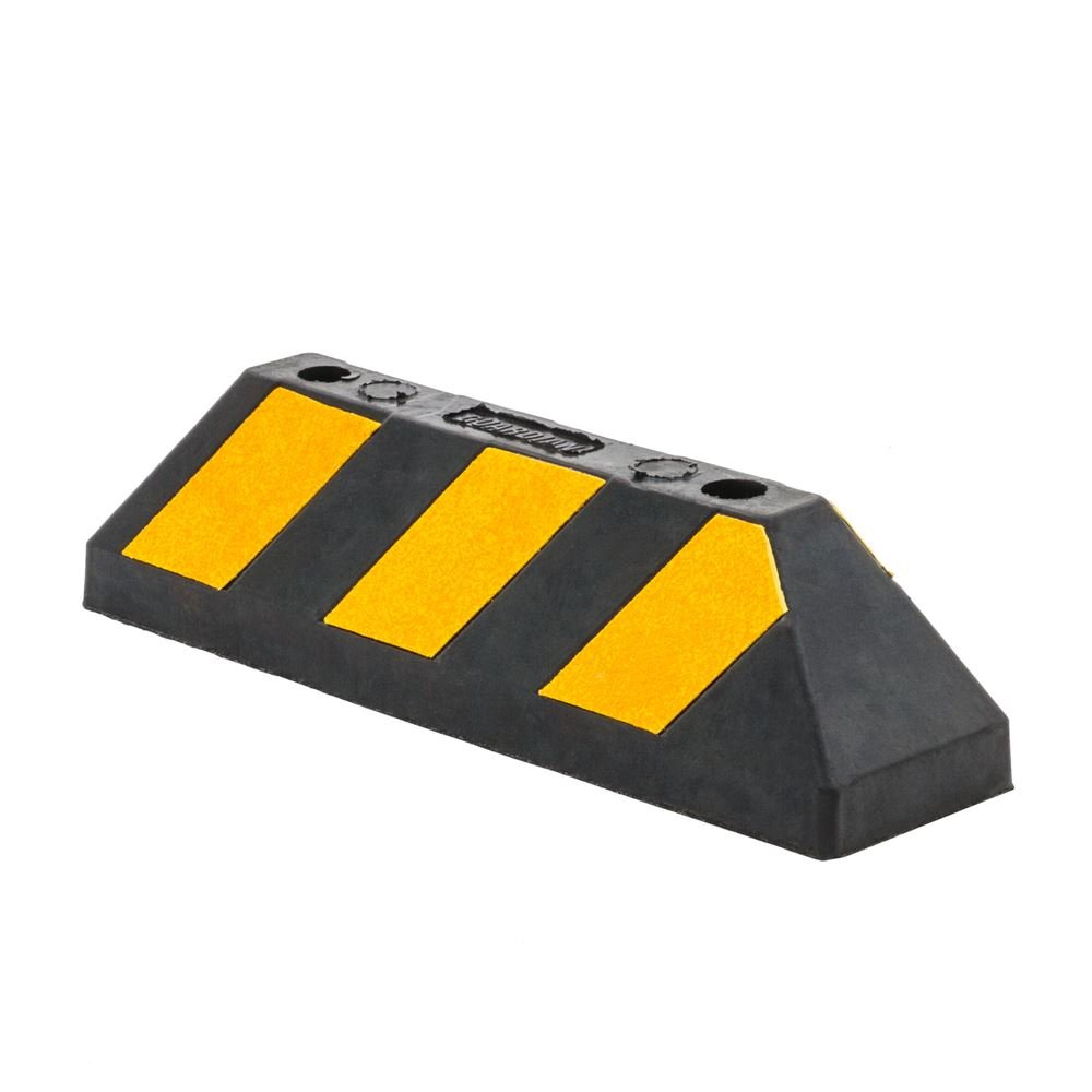 Guardian Industrial Products Rage Powersports DH-PB-7 22' Rubber Curb Truck Parking Block