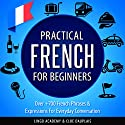 Practical French for Beginners: Over +700 French Phrases & Expressions for Everyday Conversation - Including Pronunciation Tips & Detailed Exercises Audiobook by  Lingo Academy, Cloe Dauplais Narrated by Sylvie Pardon
