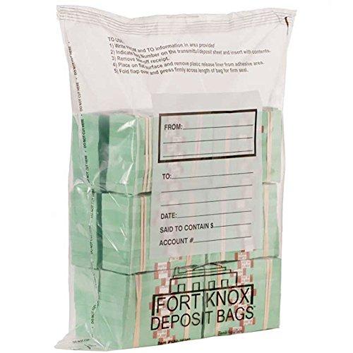 12 Bundle – 19x24x3.5mil (G Bag) Tamper Evident Bag