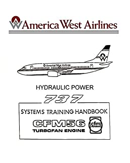 boeing 737 300 training course oem complete 24 manuals american rh amazon com B737-300 Aircraft B737-300 United States