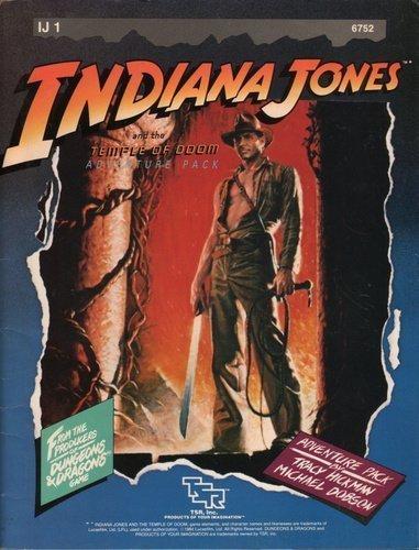 Temple of Doom: Indiana Jones Module (Indiana Jones And The Temple Of Doom Full)