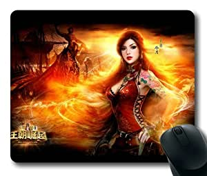 League Of Legends Game Mouse Pad/Mouse Mat Rectangle by ieasycenter by icecream design