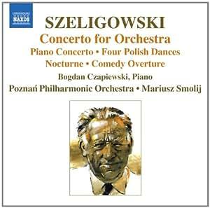 Concerto for Orchestra; Piano