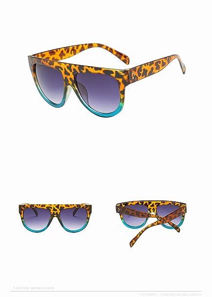 Amazon.com : YLNJYJ Diseñador De La Marca Gafas De Sol ...