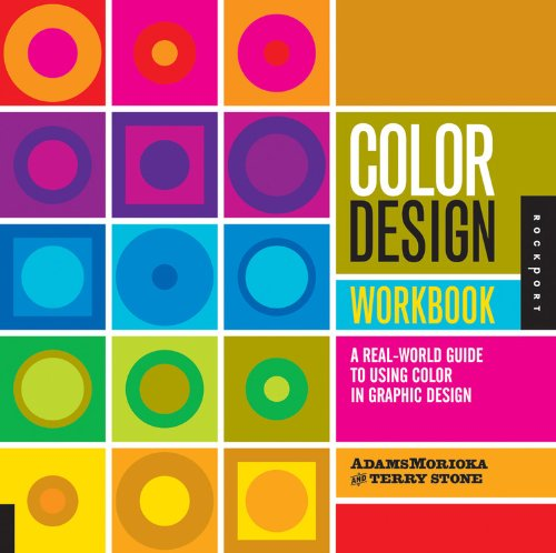 Graphic Halloween Design - Color Design Workbook: A Real World Guide to Using Color in Graphic Design