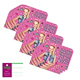 JoJo Siwa Party Invitations for 16 Guests