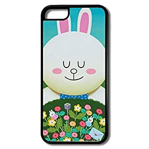 MMZ DIY PHONE CASEipod touch 4 Cases Rabbit Design Hard Back Cover Cases Desgined By RRG2G