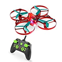 RC Quadcopter Racing Mini Drone - Coolmade Upgraded Quadcopter RC Drone with 2.4Ghz 4CH 6 Axis Gyro RTF Headless Altitude Hold Helicopter for Training Christmas Gifts from Coolmade INC.