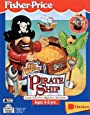 Pirate Ship - Great Adventures by Fisher Price - Create Your Own High-Seas Adventure (Ages 3-7 yrs.)