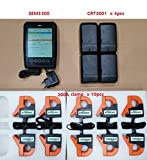 Korins MyWatt 10ch. Wireless Electricity Monitor & Logger with Cloud Service, SEM4000-200A with 10pcs of 200A clamp