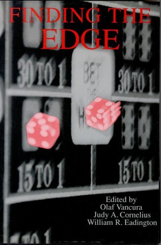 Finding the Edge: Mathematical and Quantitative Analysis of Gambling (Institute of Gambling & Commercial Gaming)