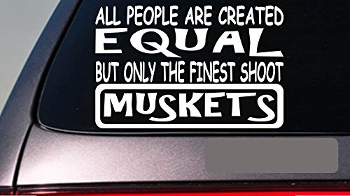 Muskets all hunters equal 6