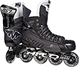 Mission Inhaler DS:7 Youth Inline Hockey Skates, 11.0 E